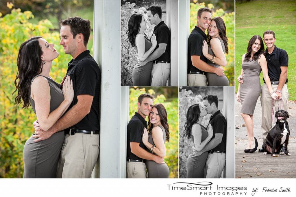 South Park Engagement Session