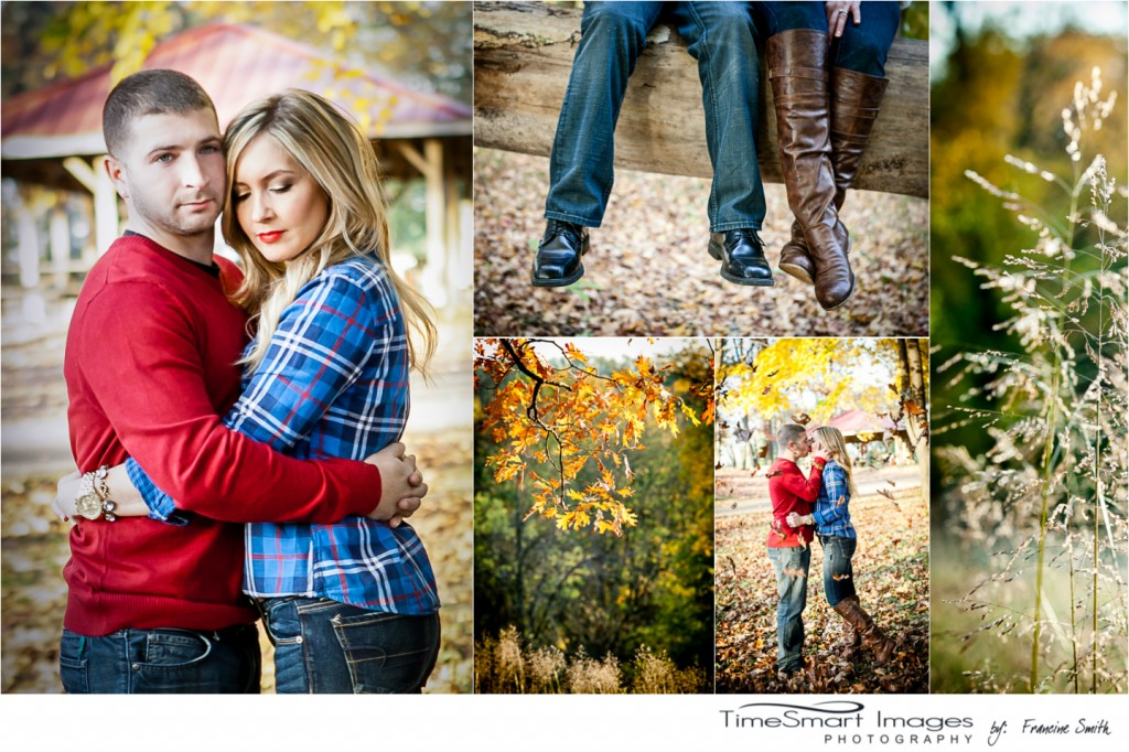 pittsburgh fall engagement