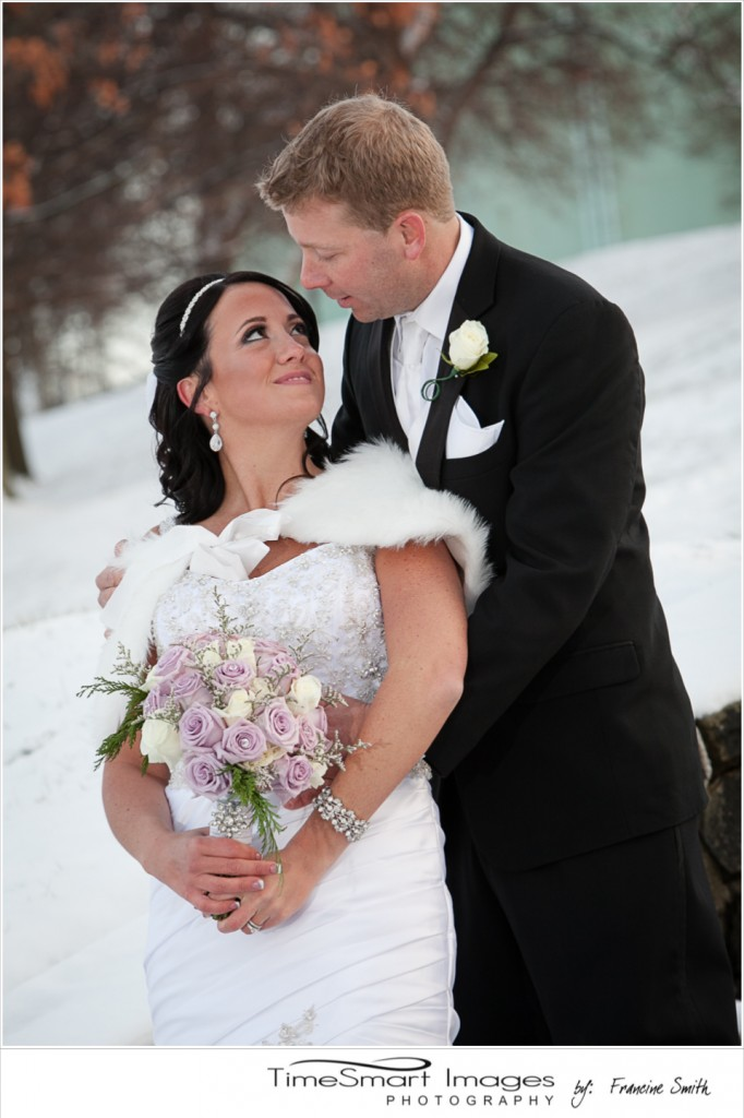 Pittsburgh Grandview Park Winter Wedding2