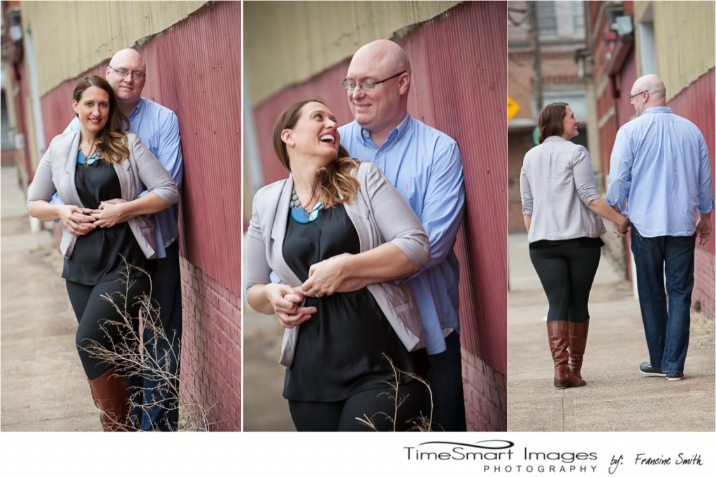 Krista and Kevin Engagement Session