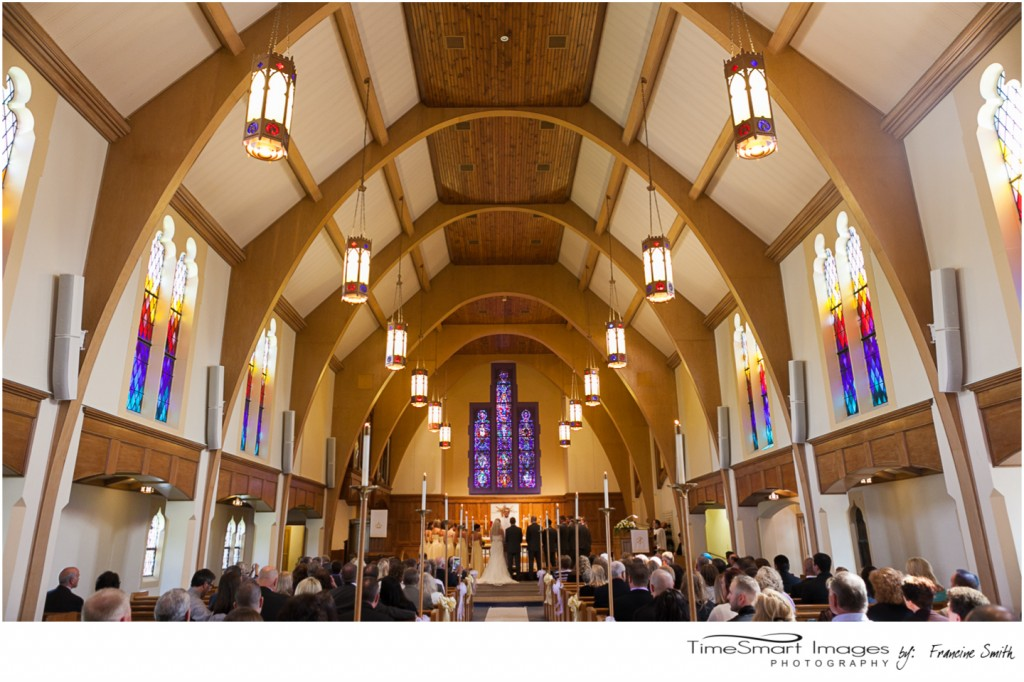 Zion Lutheran Church, Pittsburgh Wedding