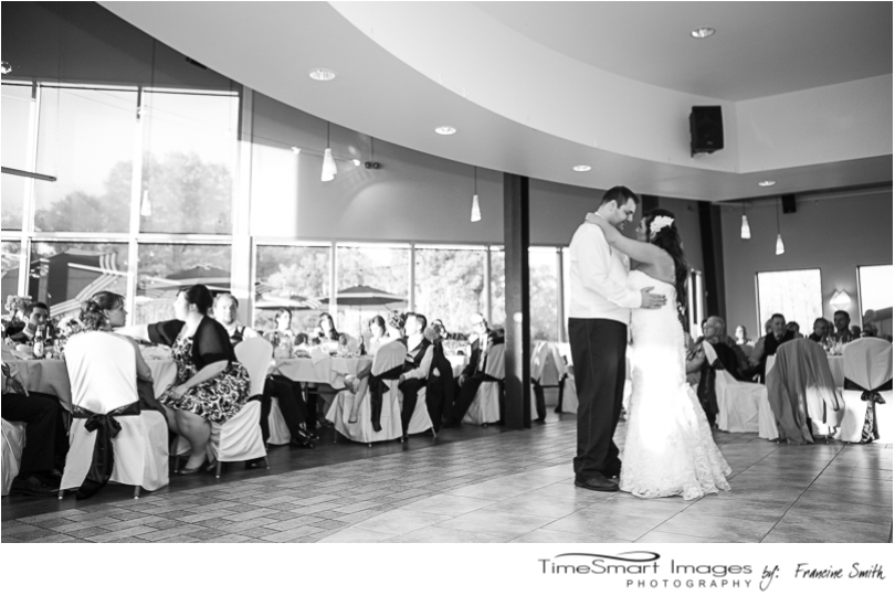 First Dance, Grazie Restaurant & Event Center