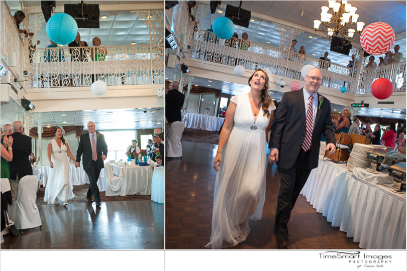 Gateway Clipper Empress -- Bride and Groom Announced