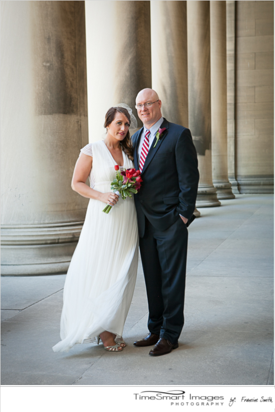 Mellon Institute Groom and Bride
