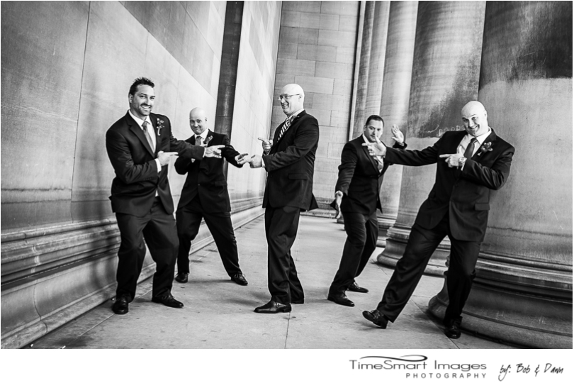 Mellon Institute Groom and his guys