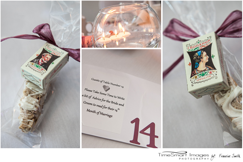 UP Themed Wedding Details