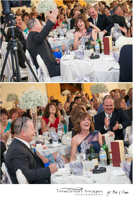 reaction after best man's speech_best speach ever