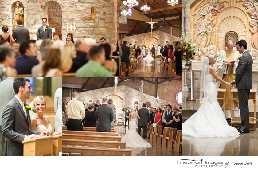 St Louise de Marillac Wedding