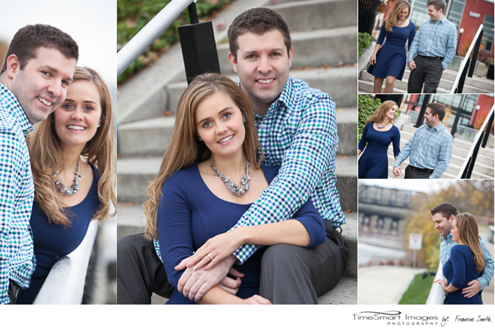 Nikki & Ryan_Pittsburgh Rainy Fall Engagement