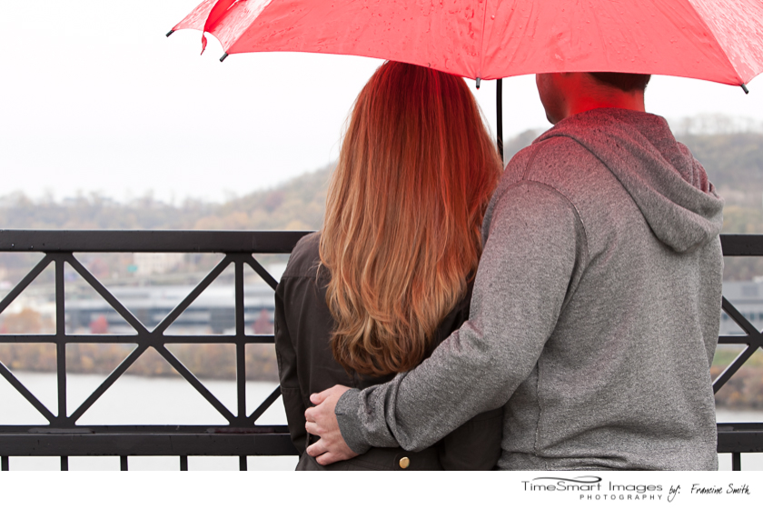 Ryan & Nikki_Pittsburgh_Fall_Engagement_Rain