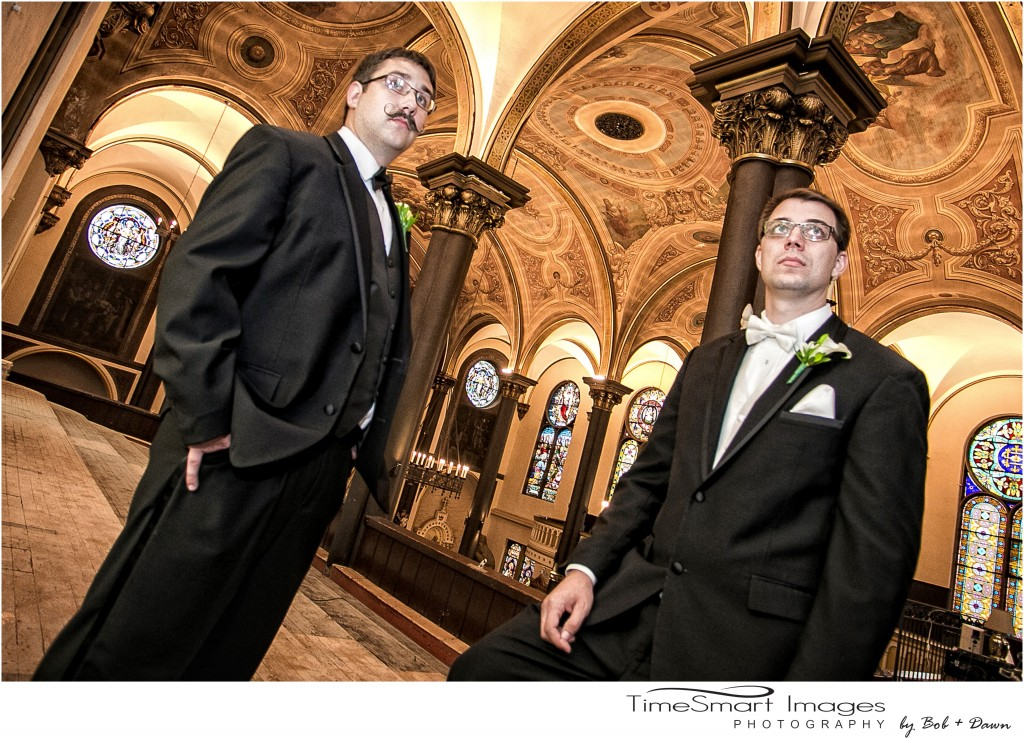 Groom + Best Man
