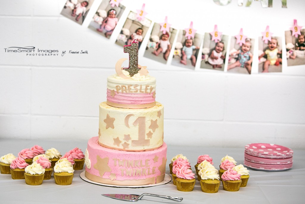 P_1st Birthday Party_Pink & Gold 3
