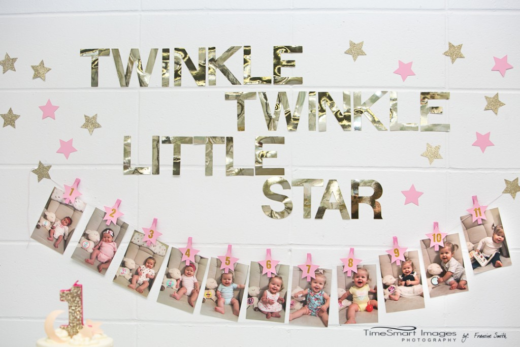 P_1st Birthday Party_Pink & Gold 5